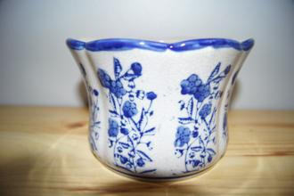 Delft Willowbank Pot